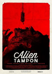 Brace Yourselves It's the Invasion of the 'Alien Tampon'