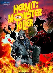 First Details & Trailer for Hermit: Monster Killer