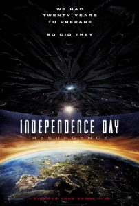Official International Poster for 'Independence Day: Resurgence'