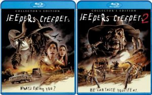 Full Details for Scream Factory's Blu-ray Release of Jeepers Creepers & Jeepers Creepers 2