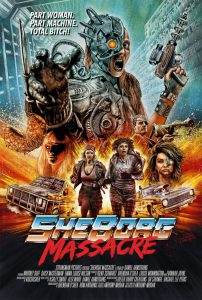 New Poster & Premiere Announced for Daniel Armstrong's 'Sheborg Massacre'