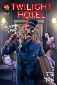 First Look at the Horror Comic Series 'Twilight Hotel'