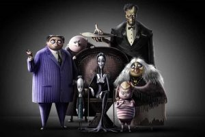 'The Addams Family' Return in the First Teaser for their Animated Film