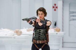Milla Jovovich On Resident Evil: Retribution